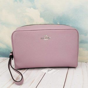 COACH Boxy Cosmetic Case